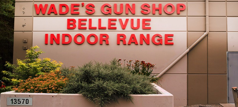 Father's Day at Bellevue Indoor Range!